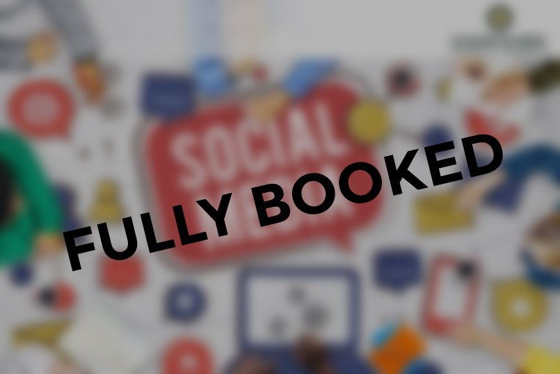 12th November Social Media for Beginners sold out - Social Media for Beginners | 12th November 2019 | 9:30 - 12:30