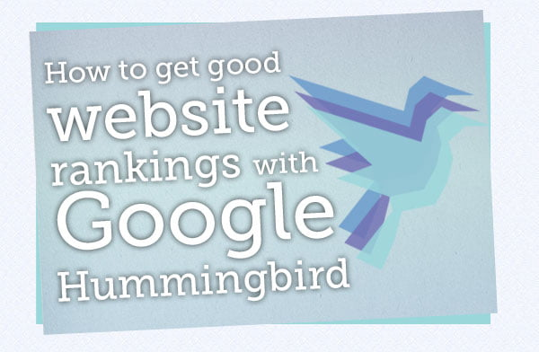 158 - How to get good website rankings with Google Hummingbird