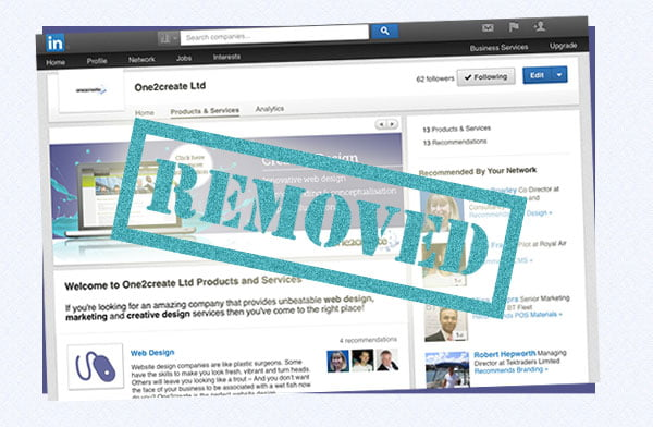 176 - Goodbye LinkedIn Products & Services
