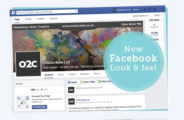 188 - Has your Facebook business page had a facelift?