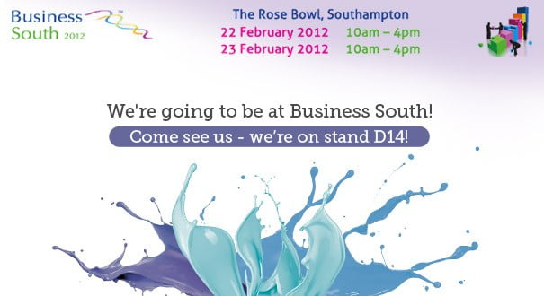 23 - Business South 2012 - The build up