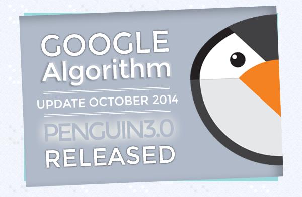238 - Google releases Penguin 3.0 October 2014 update