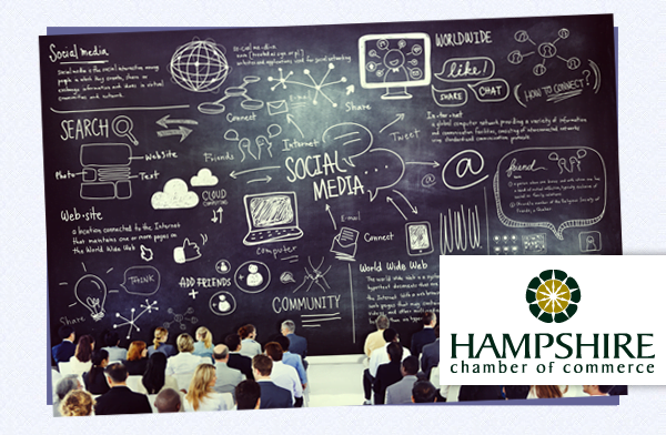 244 - Hampshire Chamber of Commerce Social Media training
