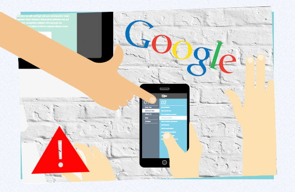 277 1 - Google will soon be penalising your non-mobile friendly website