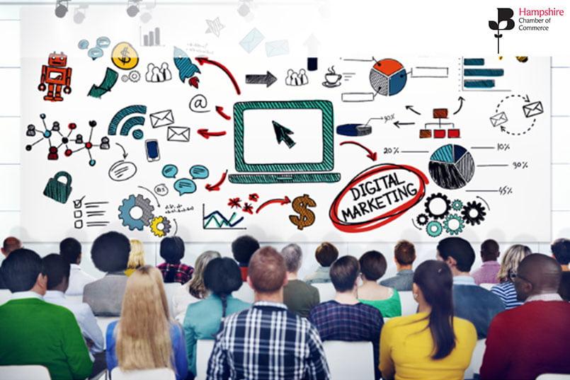 2ND OCTOBER 2019 DIGITAL MARKETING FROM NOW TILL 2021 - Digital Marketing from now till 2021   2nd October 2019   Time: 12.00 – 14.45