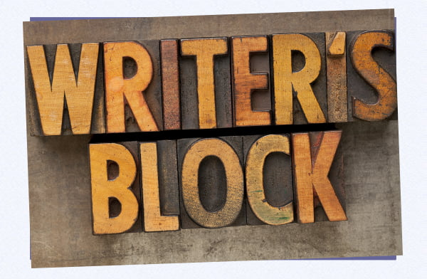 310 - How To Battle Through Your Writer's Block
