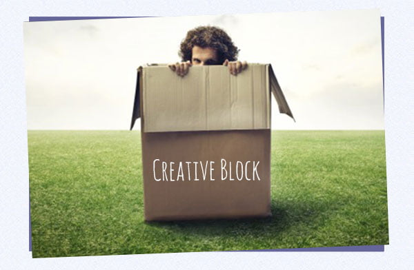 341 - How to get through creative block