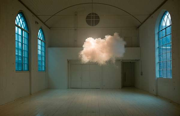 38 - Manmade cloud by Berndnaut Smilde