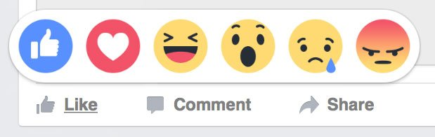 380 1 - How to get the new Facebook reactions if you can't see them yet