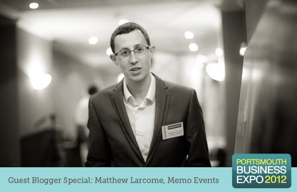 63 - Exhibition Stands & Events with Matthew Larcome
