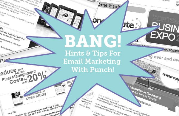 76 - Email Campaigns & Electronic Mail – Hints & Tips