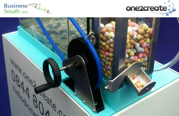 99 - Chocolate Eggs and Mechanical Contraptions - Business South 2013