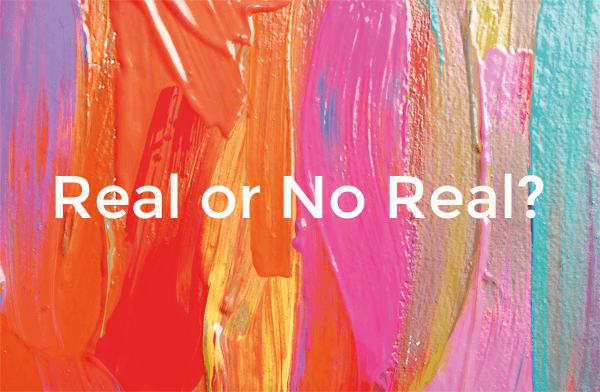 APril fools blog header - Real Or No Real?