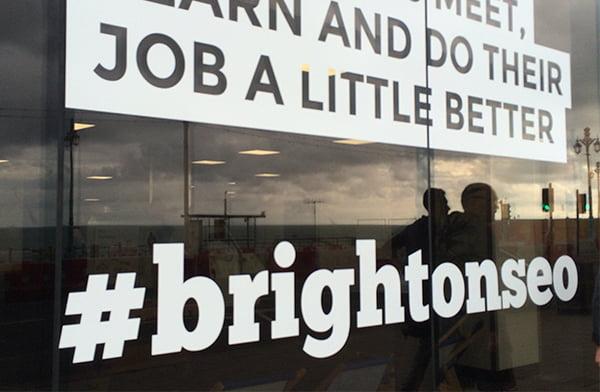 Brighton SEO blog image - Brighton SEO Roundup