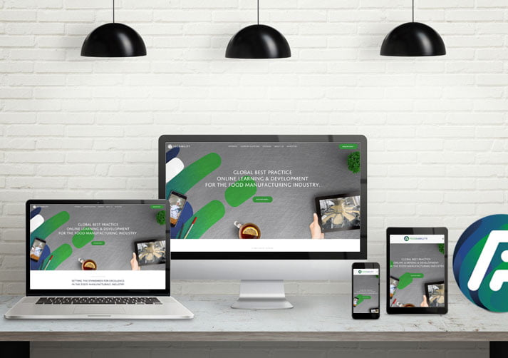 Foodabilitywebsite image - WEB DEVELOPMENT