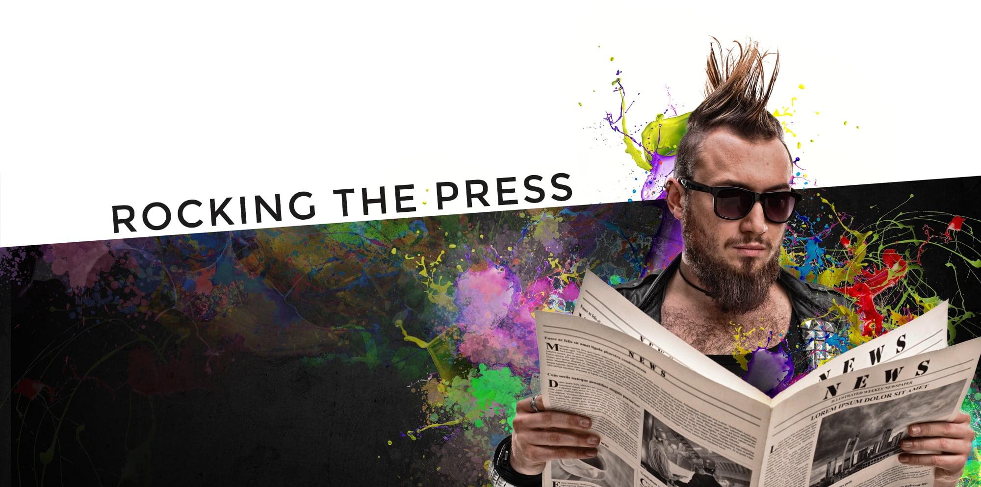 INNER BANNER PRESS - PRESS