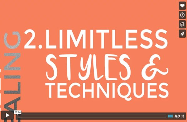 benefits of animation limitless style & techniques