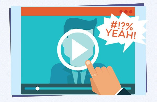 Increase the out of your website conversions with web video  - Increase the #!?% out of your website conversions with web video
