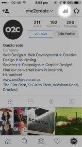 Instagram Business 3 169x300 - Have You Switched to an Instagram Business Account? Why not?