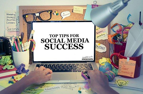 June Social Media Success 1 - 7 Top Tips for Social Media Success