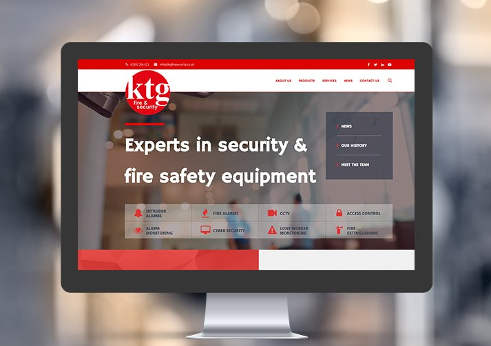 KTG portfolio - KTG Fire & Security