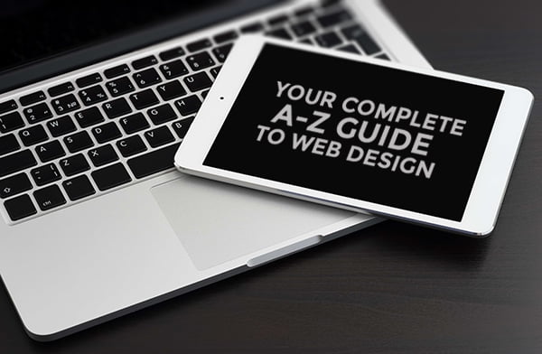 MAY one2create a z web design guide - Your complete A-Z guide to web design