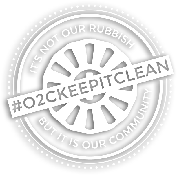 O2CKEEPITCLEAN LOGO - O2C KEEP IT CLEAN