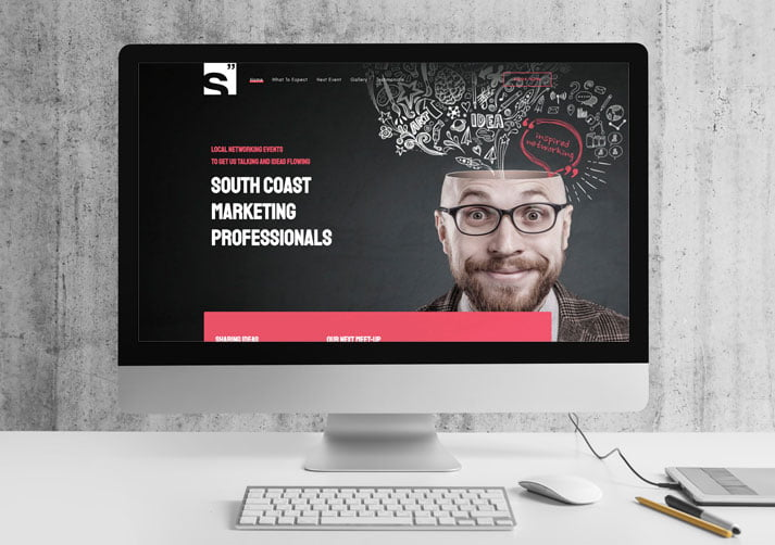 SCMP 1 - South Coast Marketing Professionals