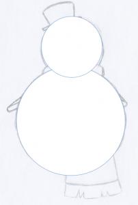 snowman-circles