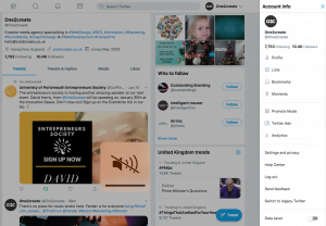 Twitter releases sneak peek of new layout