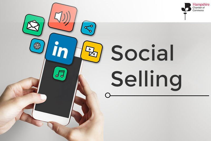 Social Selling on LinkedIn – Wednesday 23rd October 2019 800x537 - Social Selling on LinkedIn | 23rd October 2019 | Time 09:30 – 12:30