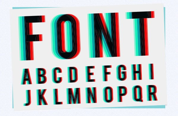 Tips on choosing a typeface - Tips on choosing a typeface