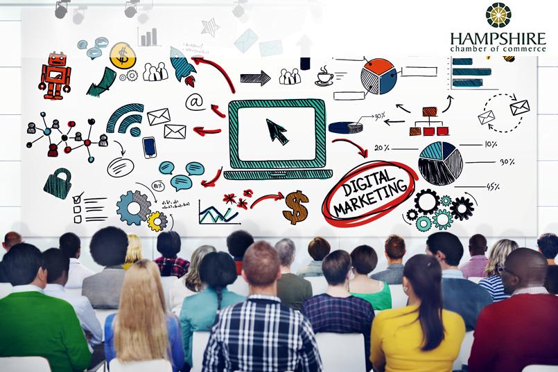 Workshop October - 2nd October 2019 | Time: 12.00 – 14.45 | Digital Marketing from now till 2021