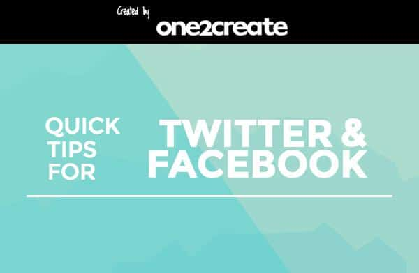april quick tips twitter facebook - Quick Tips for Twitter and Facebook