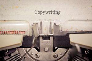 vintage typewriter font copywriting one2create