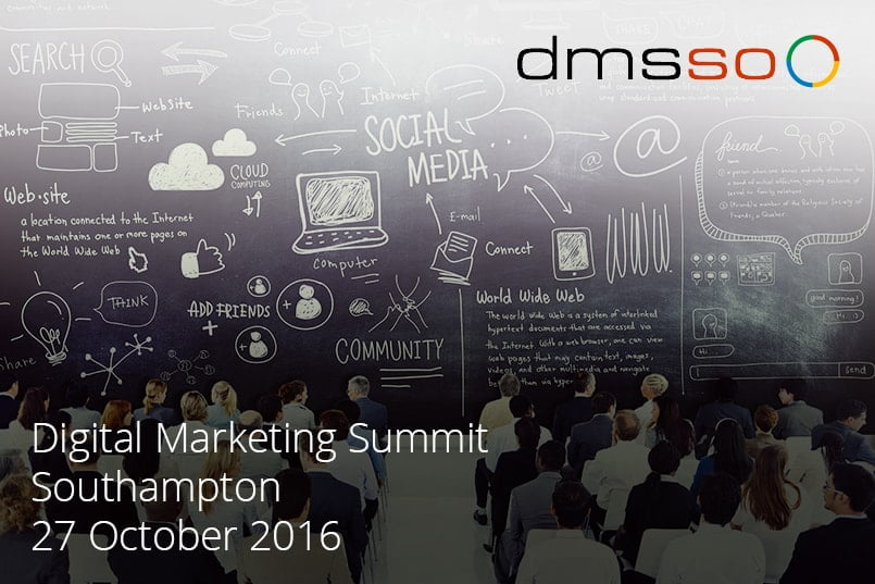dmsso 1 - 27th Oct 2016 | 14:25 - 14:45 | How to Rock your Business Social Media