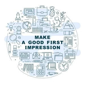 first impressions online digital icons