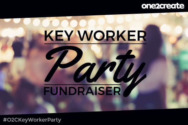 go fund me o2cblog 2 - Join us to raise money for a key worker party!