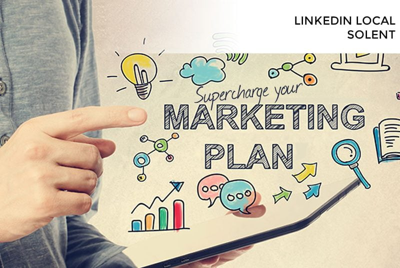 linkedin solent 800x537 - 21st February 2019 | 14:00 - 16:30 | Top Tips to Supercharge Your 2019 Marketing Plan