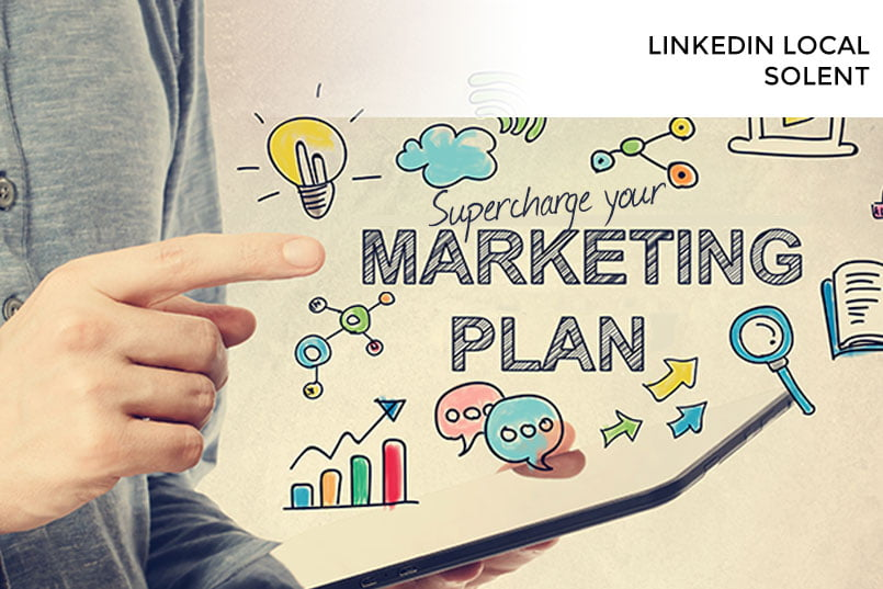 linkedin solent - 21st February 2019 | 14:00 - 16:30 | Top Tips to Supercharge Your 2019 Marketing Plan