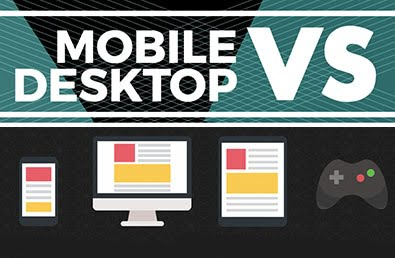 mobile vs desktop stats - Mobile Vs Desktop Use in 2016