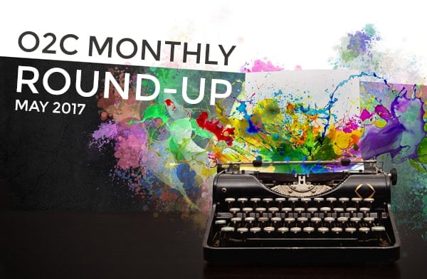 monthly round up may17 - One2create May Monthly Round-Up