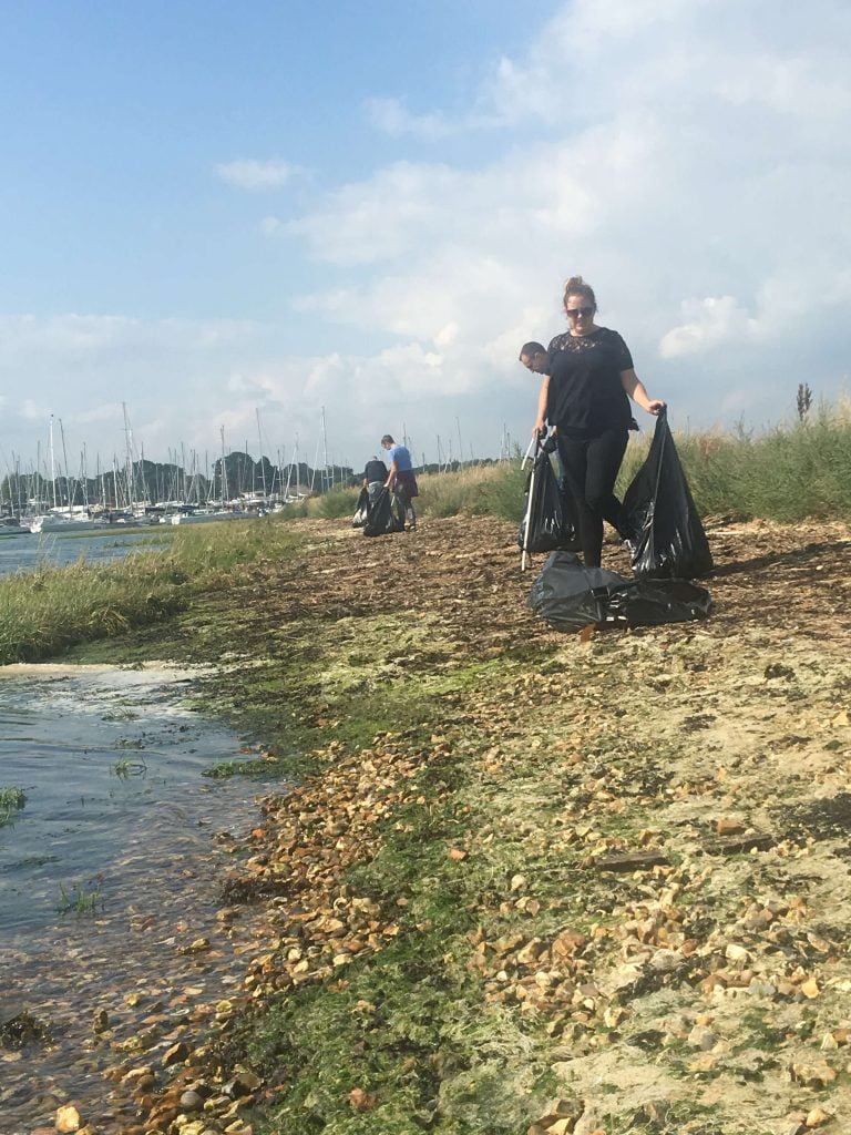 O2C Keep It Clean, our clean-up initiative has launched