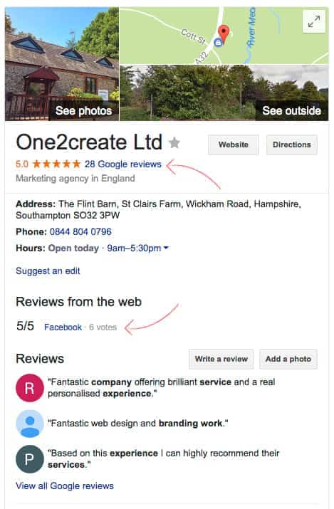 one2create-google-reviews