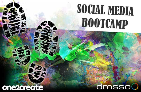 social media bootcamp - 20th October 2017 | 11:10 - 12:50 | Social Media Bootcamp