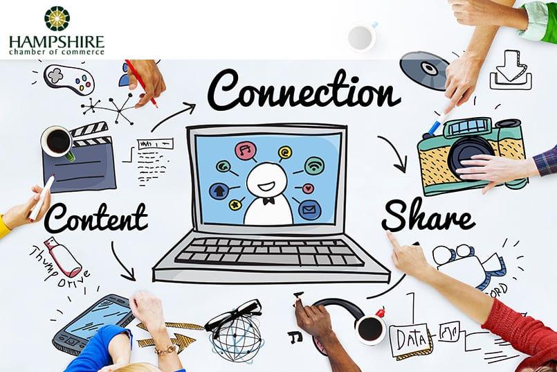 social media2 - 3rd Aug 2017 | 9:30 - 12:30 | Hampshire Chamber Social Media for Beginners