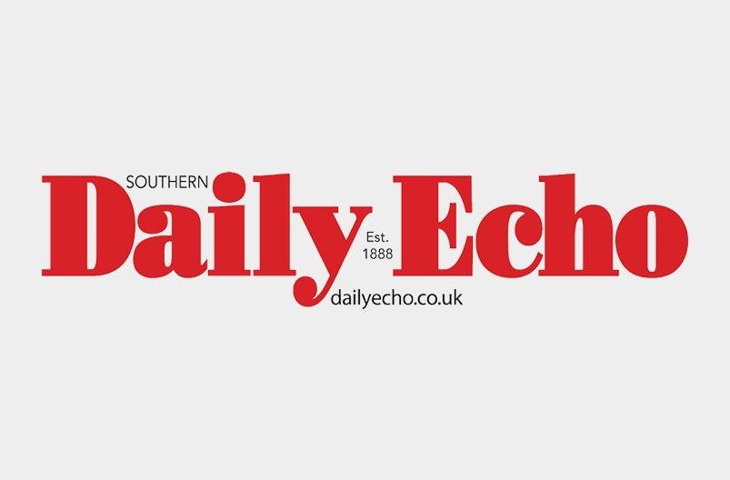 southern daily echo logo - PRESS
