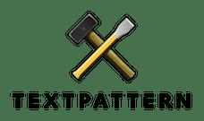 TextPattern - CMS Logo