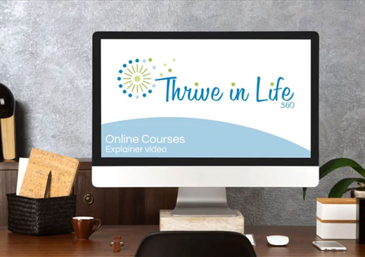 thrive 360 video - Thrive in Life 360
