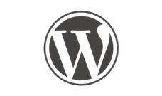 Wordpress - CMS For web design - Logo